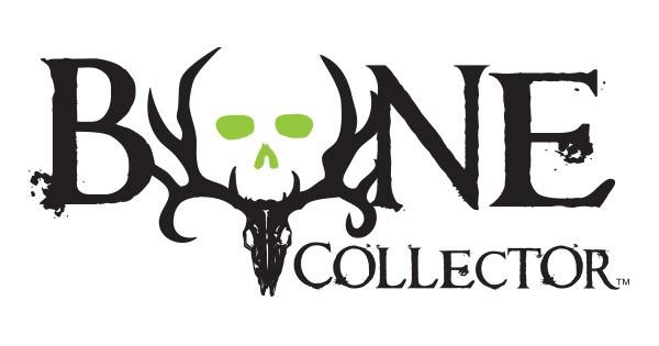 Bone collector Logos.