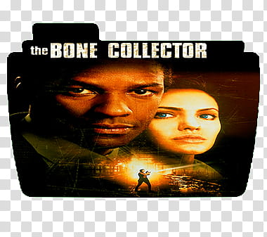 The Bone Collector Folder Icon, The Bone Collector.