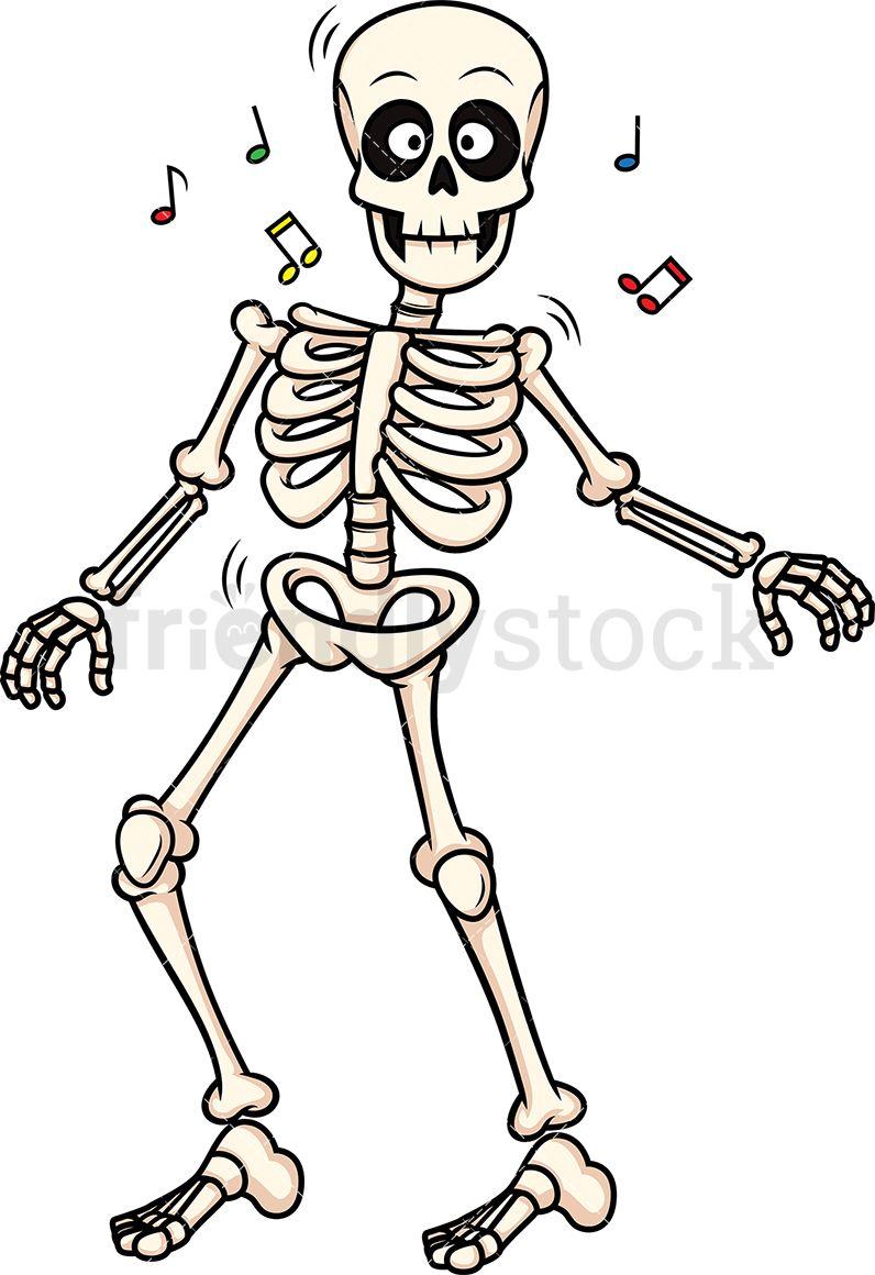 Skeleton Dancing in 2019.