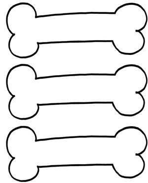 Free Dog Bone Clipart Pictures.