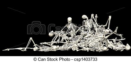 Drawings of Skeleton pile.