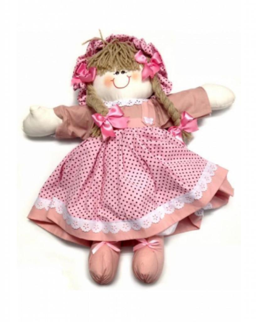 Boneca de Pano Mel.