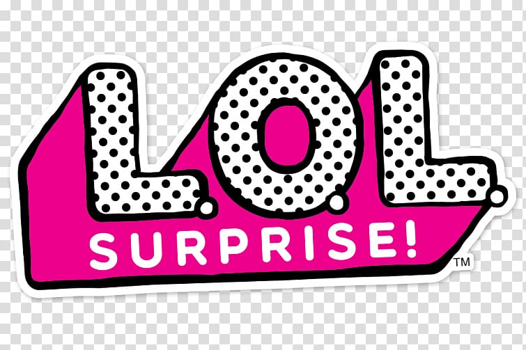 L.O.L Surpise! logo, L.O.L. Surprise! Confetti Pop Series 3.