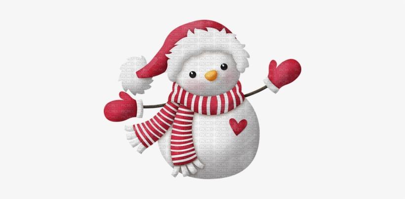 Cute Snowman Christmas.