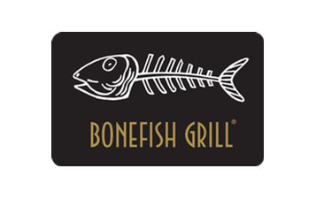 Bonefish Grill® at Gift Card Gallery by Giant Eagle.