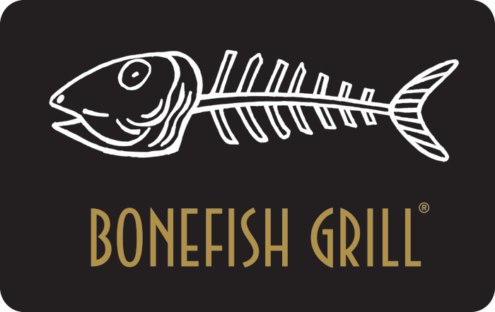 Bonefish Grill eGift Card.