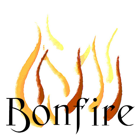 Clipart bonfire night free.