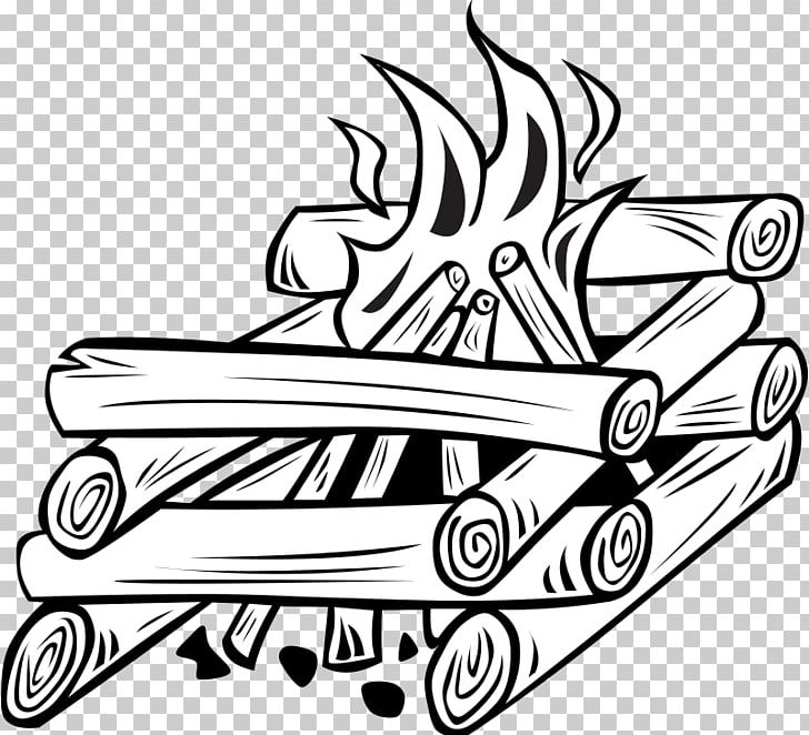 Campfire Camping Bonfire PNG, Clipart, Angle, Artwork, Automotive.
