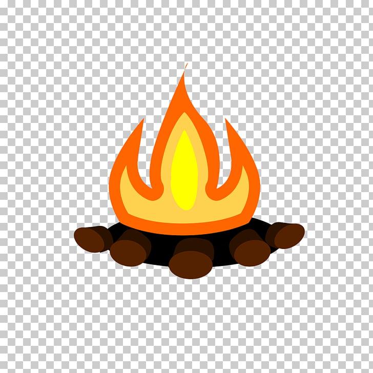 Smore Bonfire Campfire Halloween , Campfire Transparent PNG.