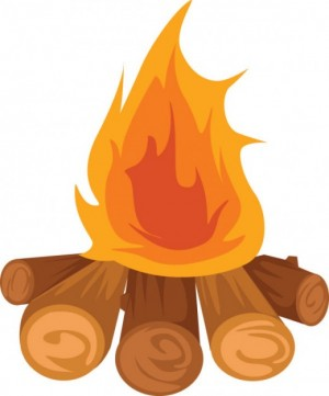 Bonfire Clipart Free.