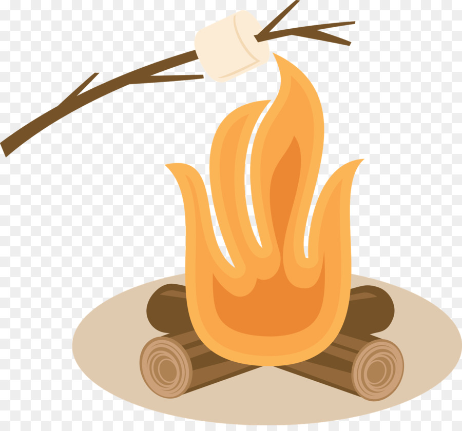 S More Toast Marshmallow Roasting Clip Art Bonfire Clipart Png.