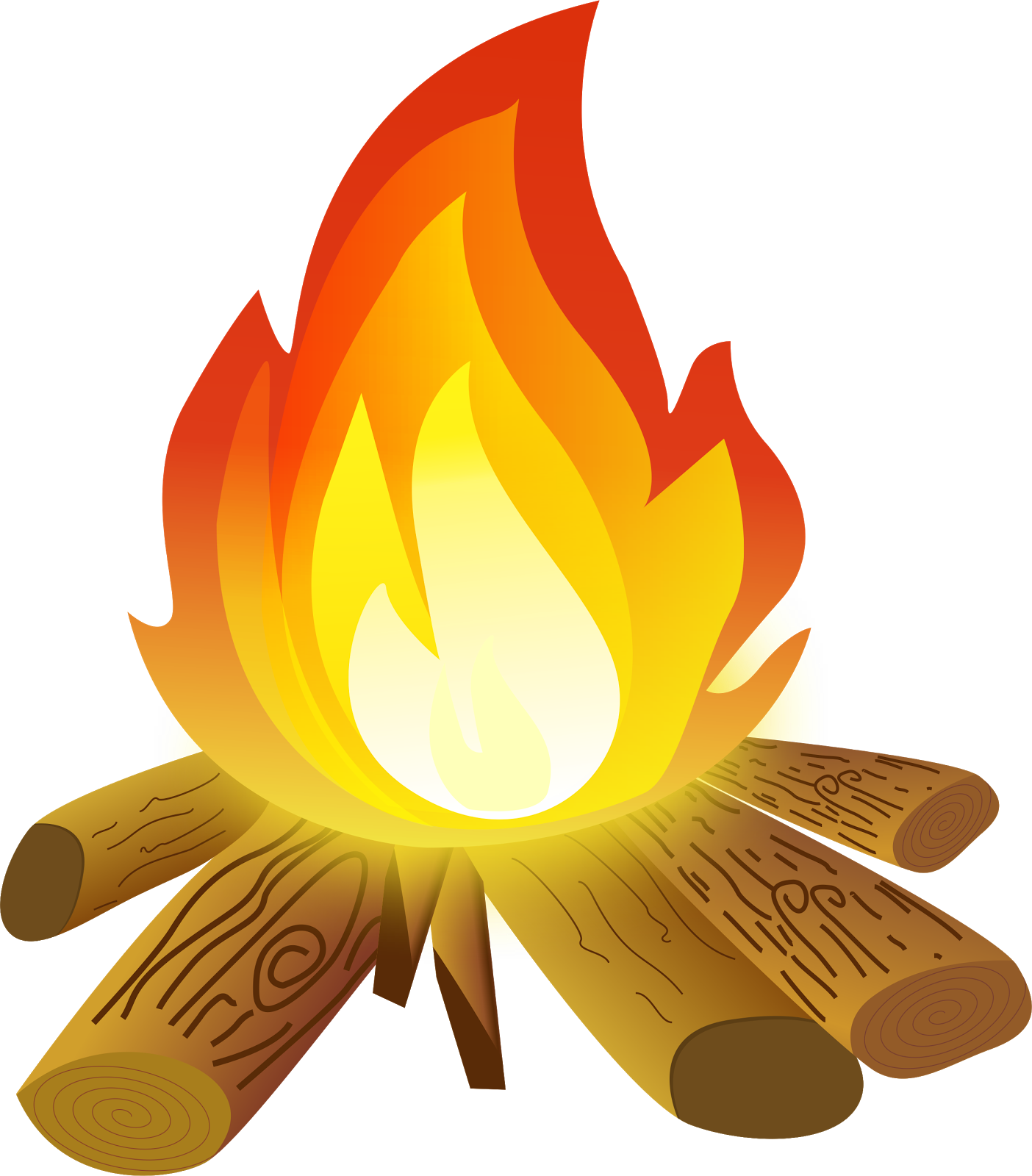 Bonfire fire, fire, bonfire, flame png image and clipart.