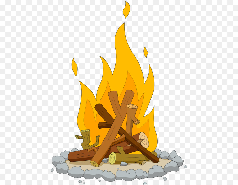Fire Drawing clipart.