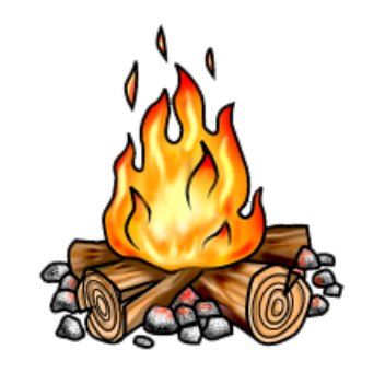 Campfire Clip Art 33954 Free Icons And PNG Backgrounds Perfect.