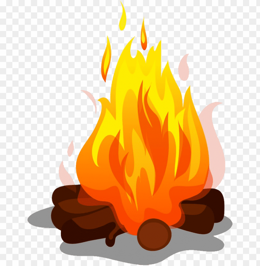 Download bonfire clipart png photo.