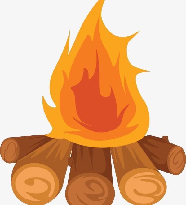 Bonfire clipart clip art, Bonfire clip art Transparent FREE.