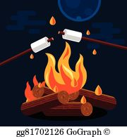 Bonfire Night Clip Art.