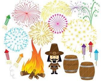 Bonfire party clipart 2 » Clipart Portal.