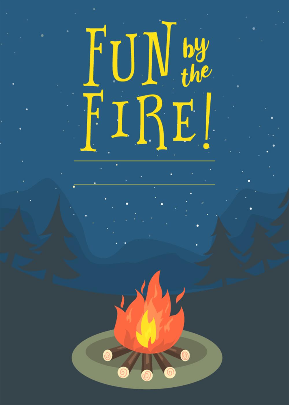 Bonfire bug.