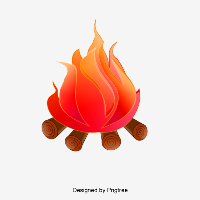 Bonfire Png, Vector, PSD, and Clipart With Transparent Background.