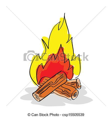Bonfires clipart - Cli...