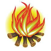 Bonfire 20clipart.
