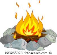 Bonfires Clip Art Illustrations. 6,802 bonfires clipart EPS vector.