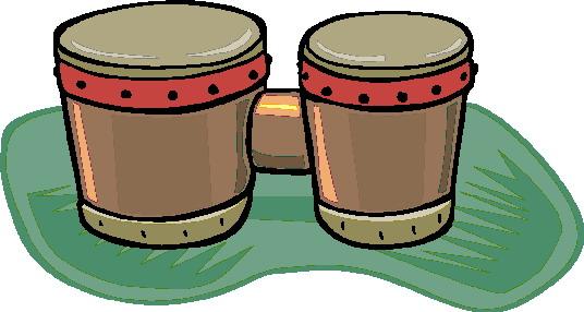 bongo clip art #3.