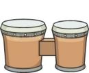 bongo clipart 3 130x107.