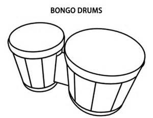 Bongo clipart.