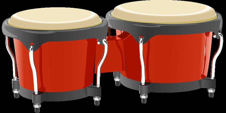 Bongo Clipart, vector clip art online, royalty free design.