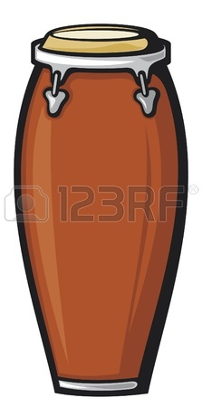 African Conga Drum Royalty Free Cliparts, Vectors, And Stock.