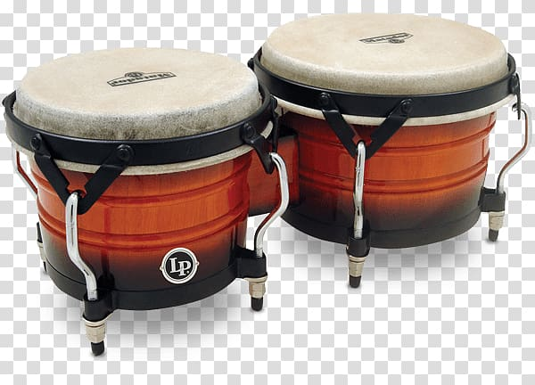 Bongo drum Latin percussion Conga, musical instruments transparent.