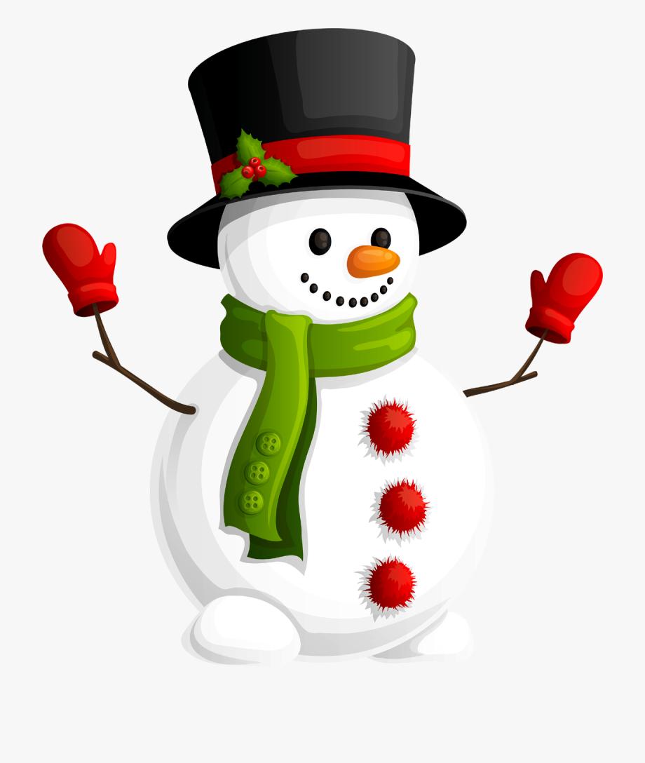 Snowman Png Images Free Transparent Background.