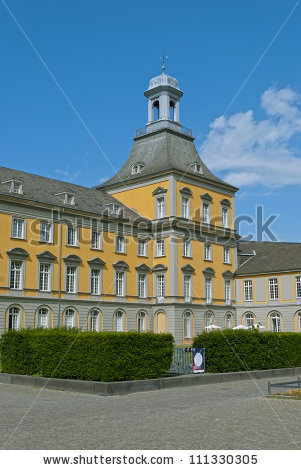 Bonn University Stock Photos, Royalty.