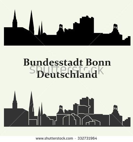Bonn Germany Stock Vectors & Vector Clip Art.