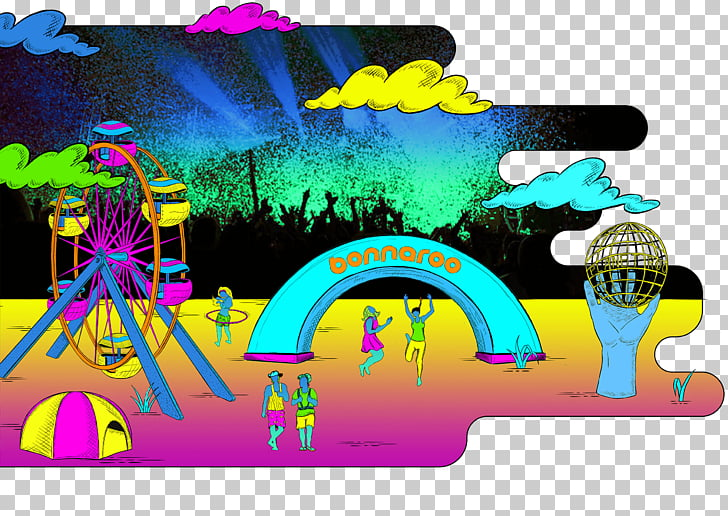 10 bonnaroo Music And Arts Festival PNG cliparts for free.