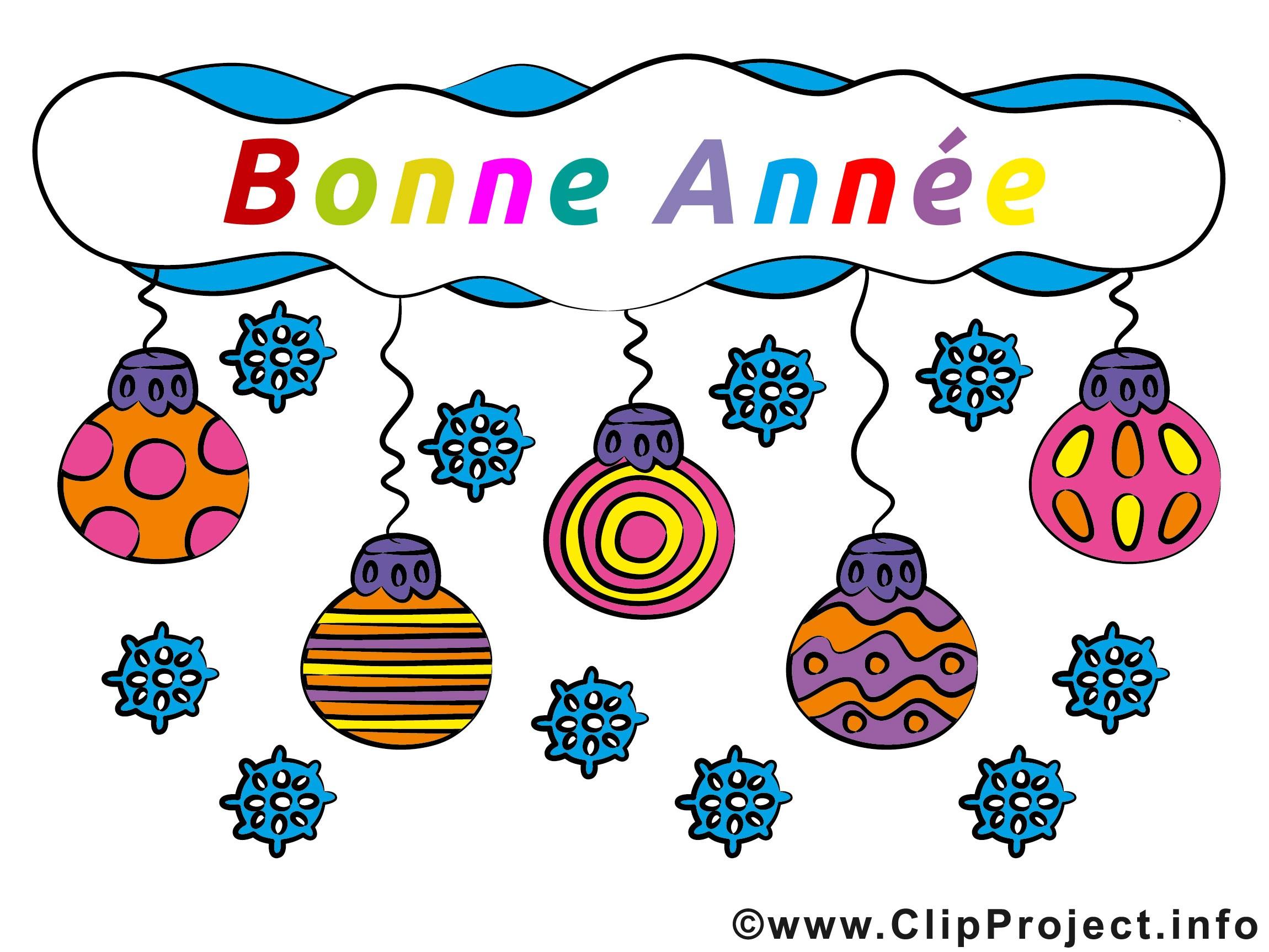 Clipart bonne annee 4 » Clipart Portal.