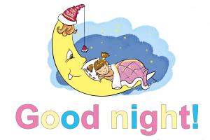 Bonne nuit clipart 1 » Clipart Portal.
