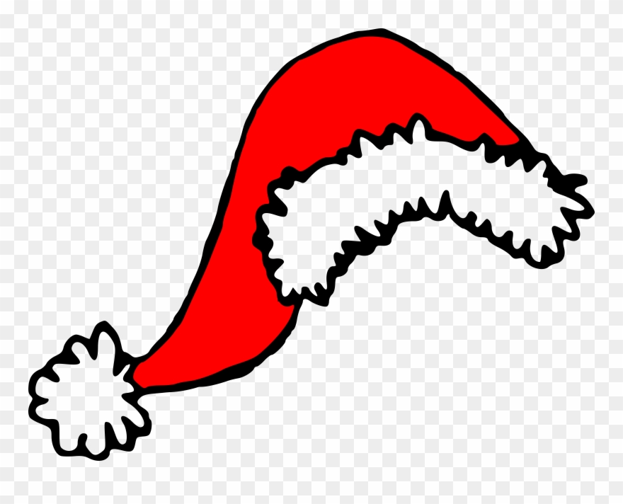 Santa Claus Hat Clipart Amp Look At Santa Claus Hat.