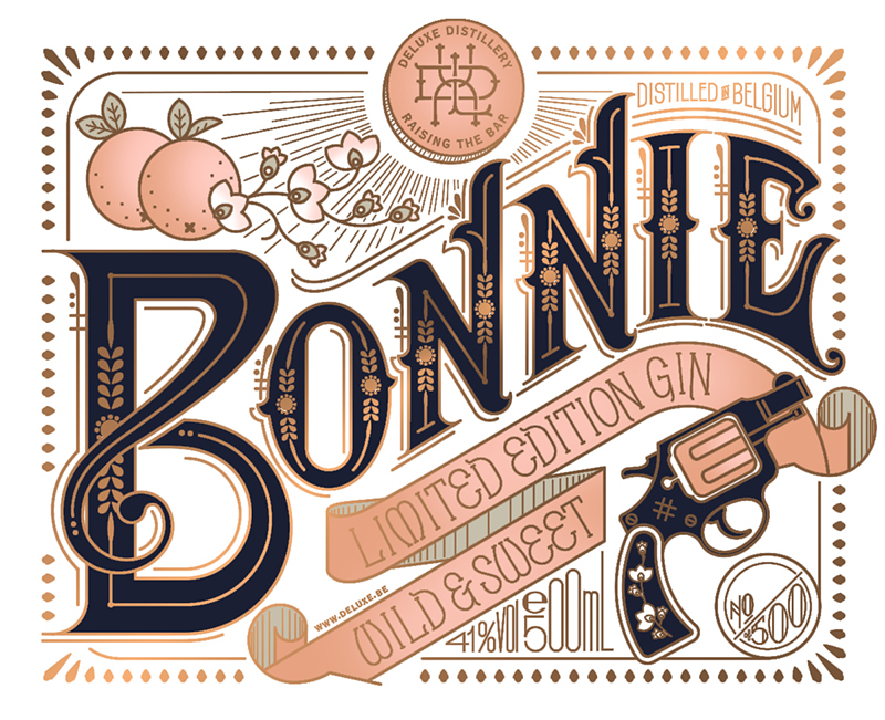 Bonnie & Clyde The First Batch on Behance.