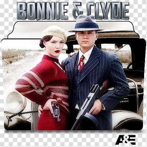 Bonnie and Clyde series and season folder icons, Bonnie.