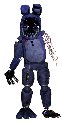Withered Bonnie.