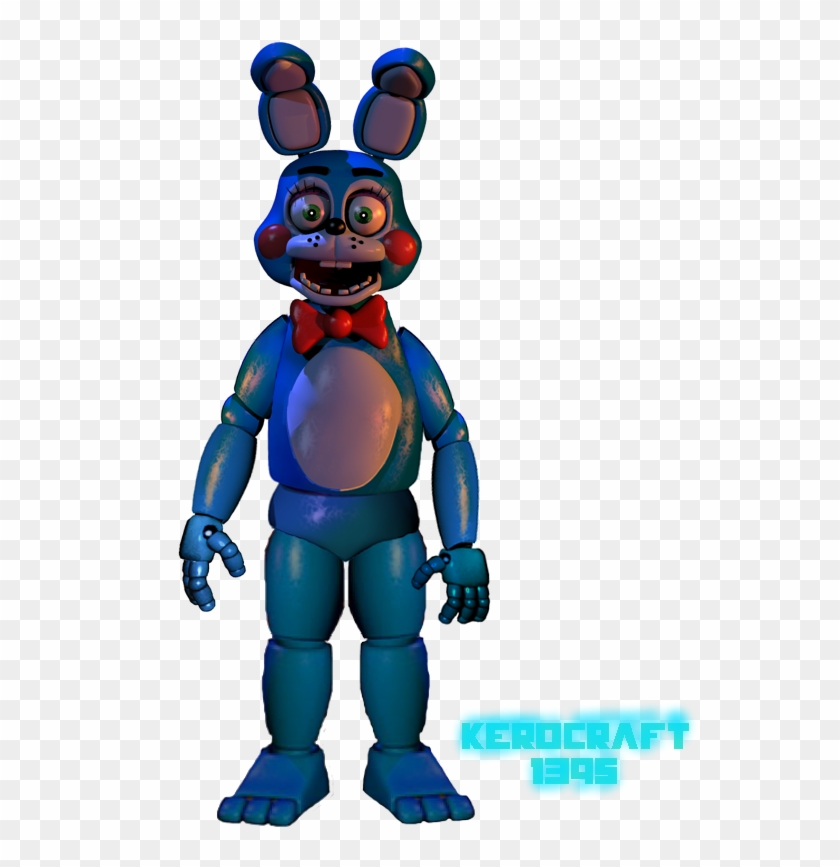 Fnaf Golden Toy Bonnie , Png Download.