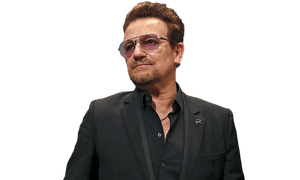 Bono's email to Hillary Clinton: give me some space.
