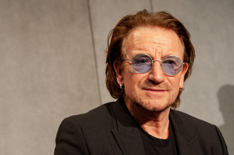 Bono Is Coming To Chicago This Week.