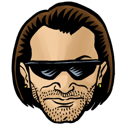Bono Icon Free Download as PNG and ICO, Icon Easy.