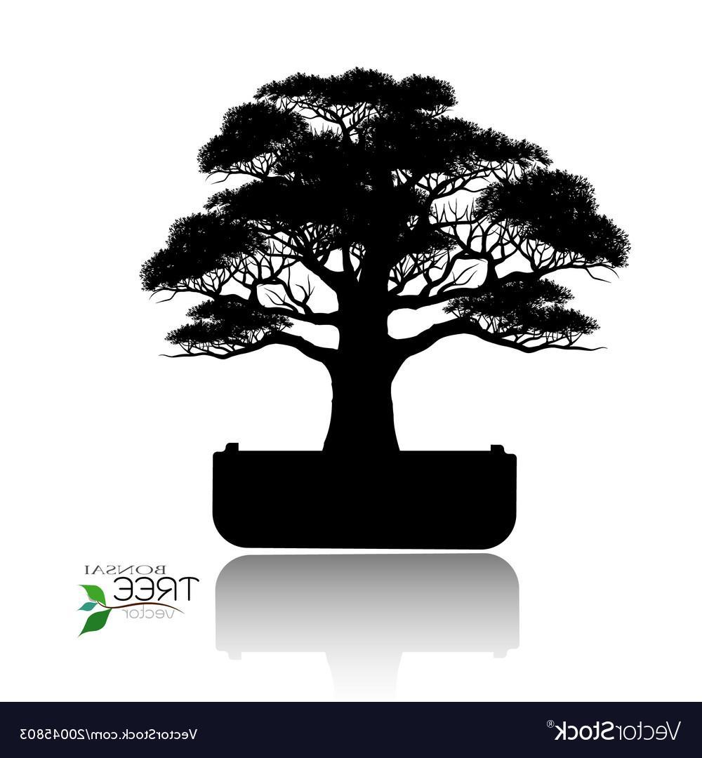 Bonsai Tree Vector at GetDrawings.com.