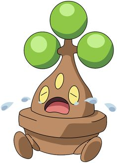 Bonsly clipart.