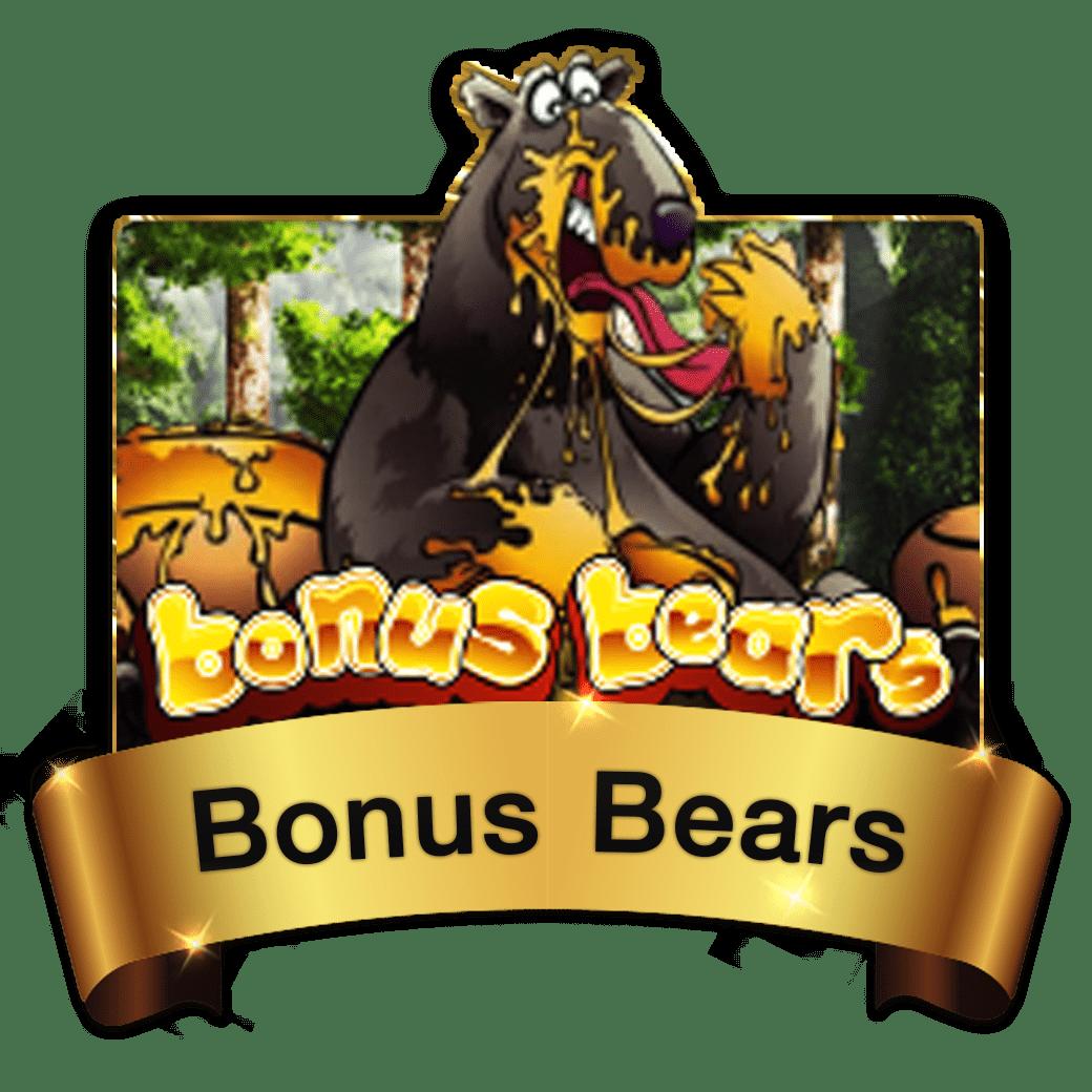 bonus bear.